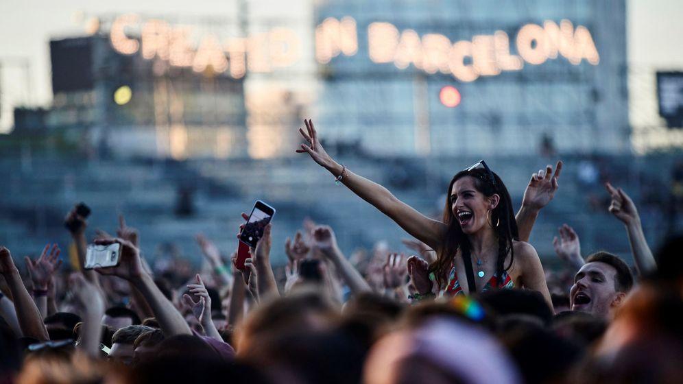 Foto: Primavera Sound en Barcelona en 2019 (EFE)