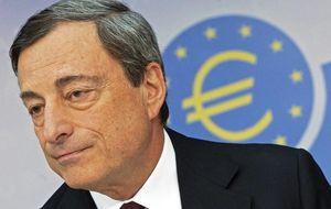 'Pasta al dente'... Draghi decide  cuánta deuda comprará el BCE