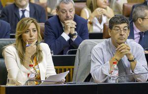 IU hincha la Administración paralela' en sus tres consejerías andaluzas