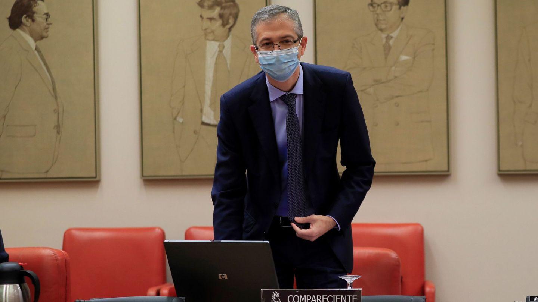 El gobernador del Banco de España, Pablo Hernández de Cos. (EFE)