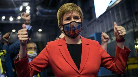 ¿Referéndum a la vista? Los independentistas de Escocia rozan la mayoría absoluta