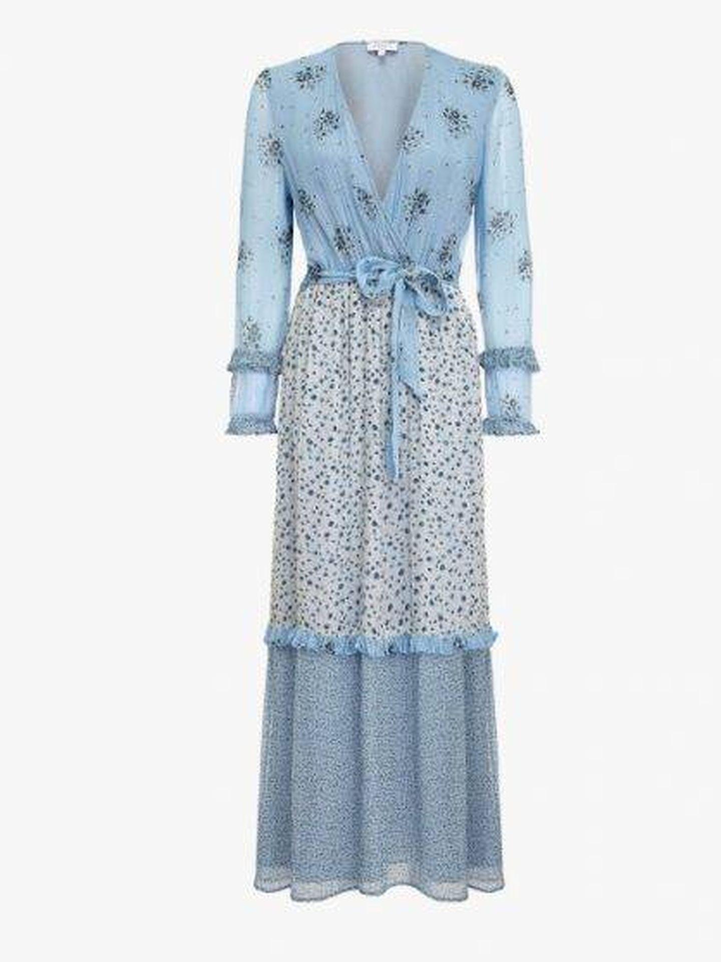 El vestido de Ghost.