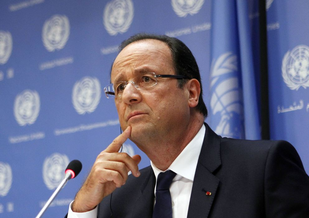 Foto: El presidente François Hollande en una imagen de archivo (I.C.)