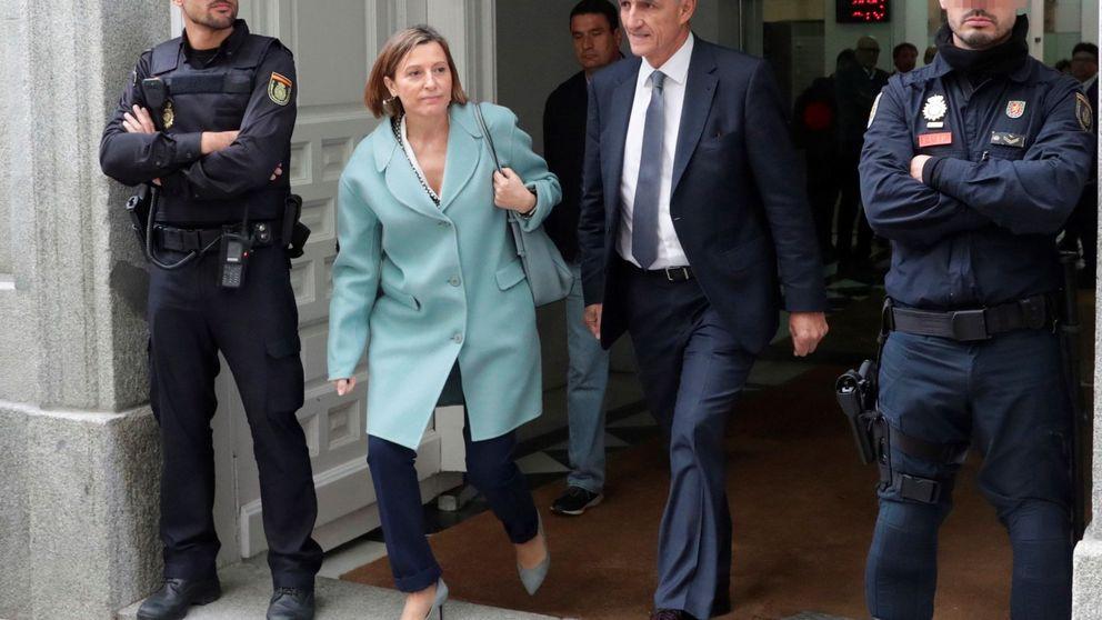 Llarena inicia el trámite para llevarse toda la causa catalana al Supremo