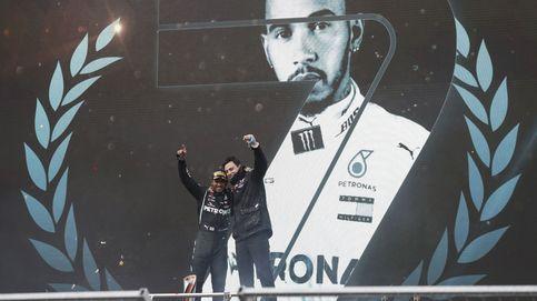 Fórmula 1: Hamilton es campeón del mundo a lo grande en una gran carrera de Sainz 5º