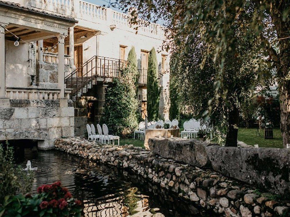 Foto: Palacio de Esquileo. (Instagram @palaciodeesquileo)