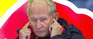 Foto: Helmut Marko, el 'Mourinho de la Fórmula 1'