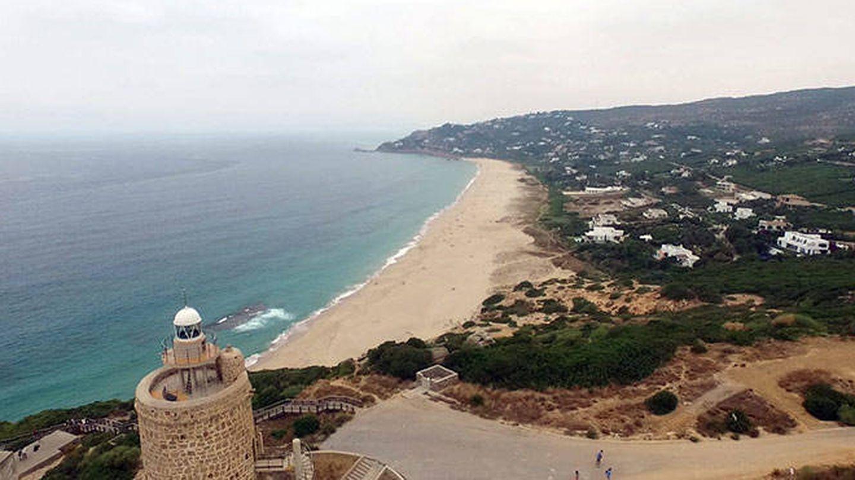 Playa de los Alemanes. Foto: Turismo Cádiz