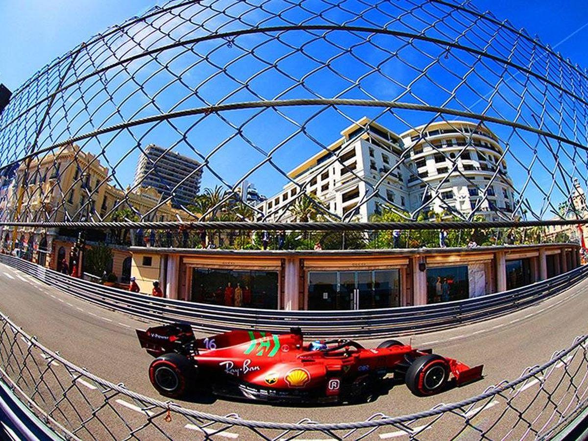 Foto: La posición de parrilla será clave para conocer las opciones de Carlos Sainz para el podio o, incluso, aspirar a la victoria