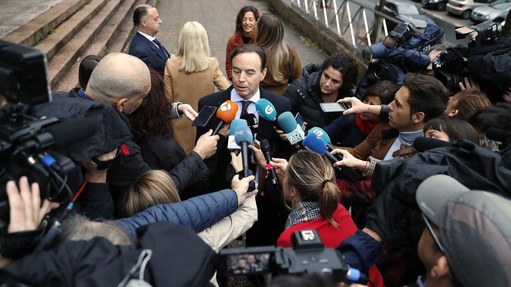 Foto: El abogado de la familia Quer, Javier Pérez Lama. (EFE)