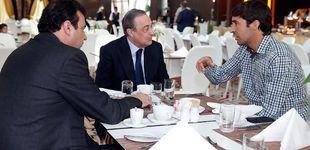 Post de Raúl no es Guardiola y vuelve al Madrid con despacho, pero sin saber para qué