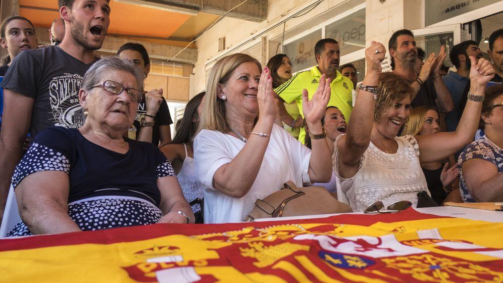 Foto: Las diferencias políticas entre las generaciones de españoles cada vez son más acusadas