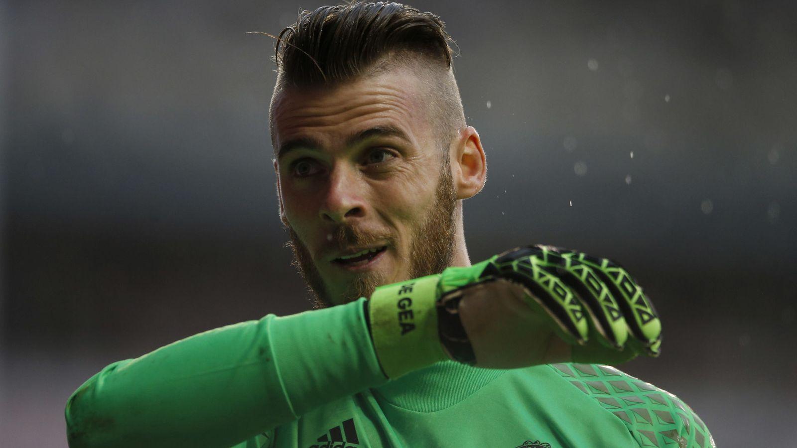 Foto: De Gea sueña desde hace años con jugar en el Real Madrid. (Reuters)