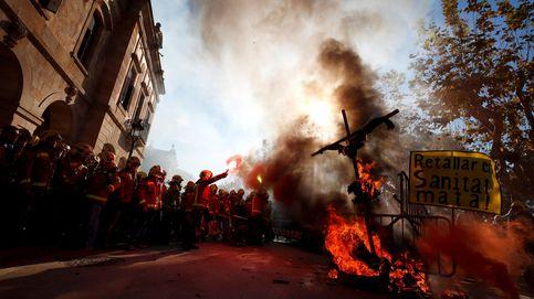 El Govern culpa a Madrid de las protestas sociales por la infrafinanciación de Cataluña