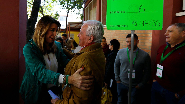 Susana Díaz. (Reuters)