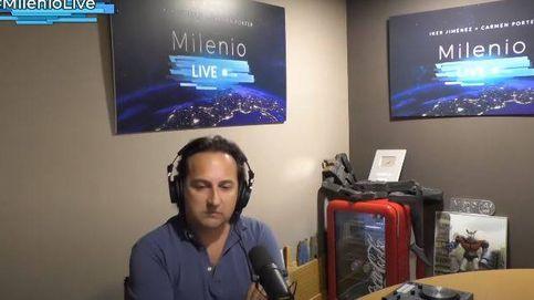 El motivo por el que Carmen Porter no ha presentado 'Milenio live' con Iker