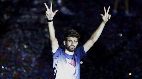 De Piqué a Xavi: las fotos de la celebración del FC Barcelona el título de Champions League