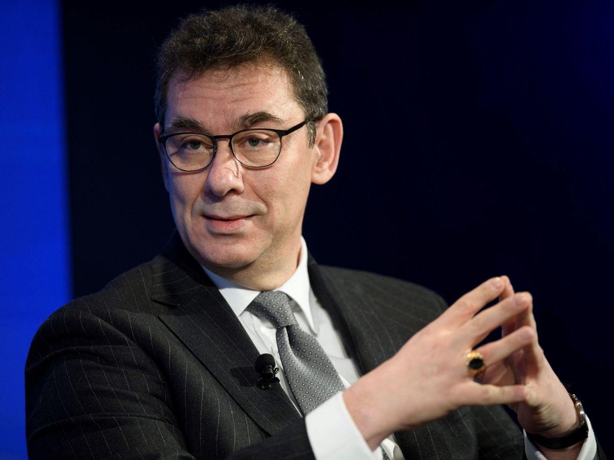 Foto:  El CEO de Pfizer, Albert Bourla (EFE)