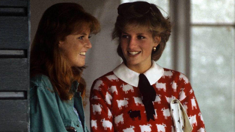 Sarah y Diana, en una imagen de archivo. (Cordon Press)