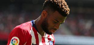 Post de El mosqueo con Lemar en el Atlético de Madrid (el enchufado de Simeone)