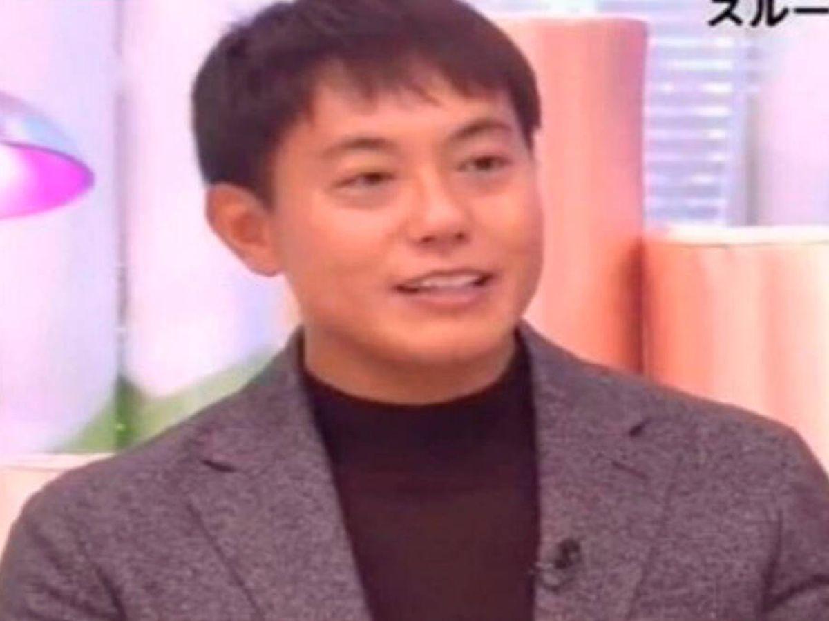 Foto: Daisuke Hori, durante un programa de televisión donde contó su caso (YouTube)