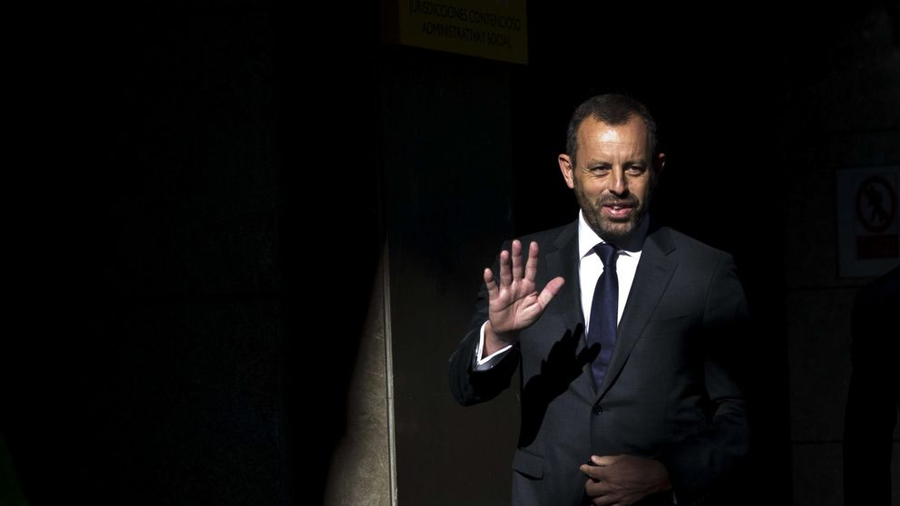 Rosell ocultó comisiones del 40% en Nueva Jersey por la venta de 24 amistosos de Brasil