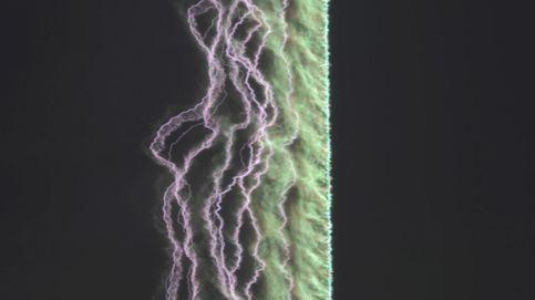 Un rayo artificial genera la primera 'imagen' del trueno