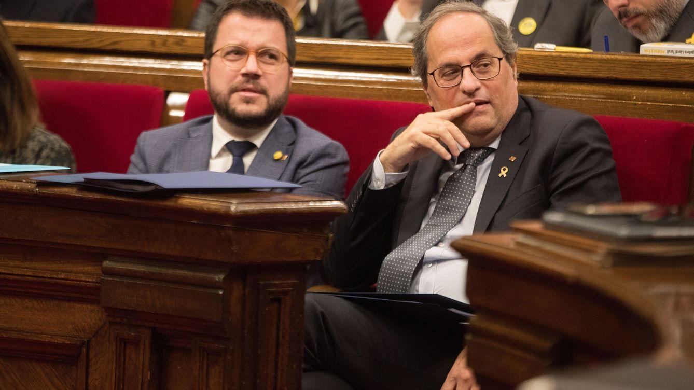 Aragonès ve necesario buscar soluciones para los presos en la mesa de diálogo