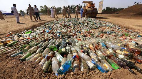 Toneladas de hachís, heroína, y licores confiscados en Pakistán