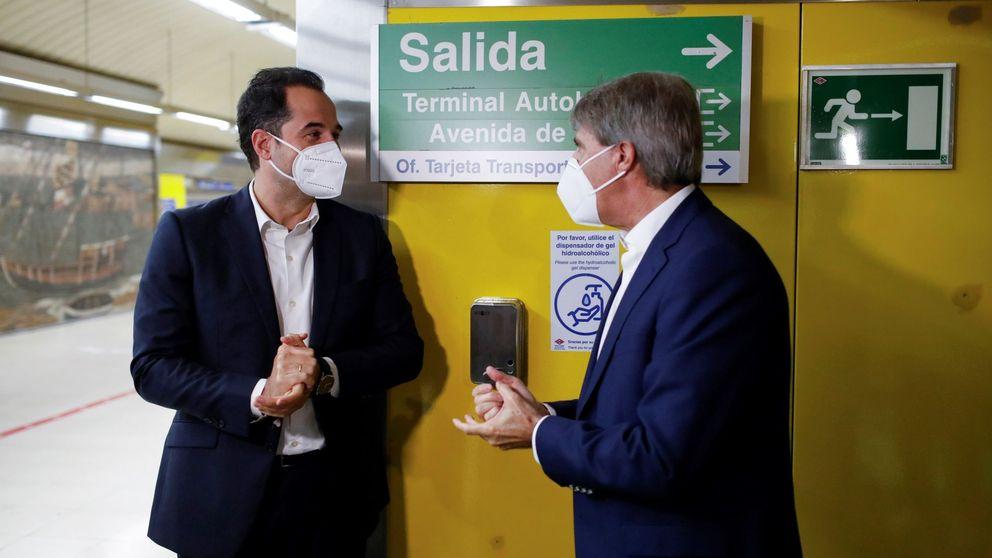 Metro de Madrid instalará dispensadores de gel hidroalcohólico en 50 estaciones para frenar el coronavirus