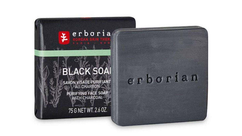 Black Soap de Erborian.