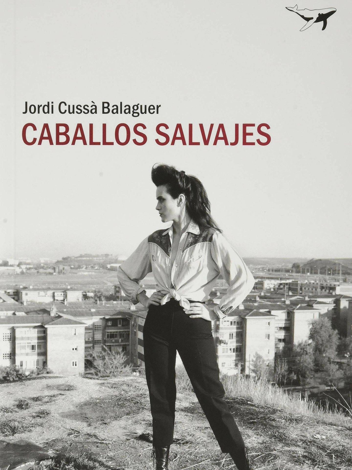 La anterior novela, 'Caballos salvajes'.