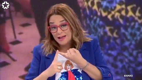Toñi justifica su llanto (y espantada) por la supuesta muerte de María Teresa