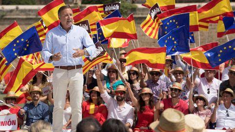 Mesquida, ex del PSOE, promete trabajar con Cs por una España de patriotas