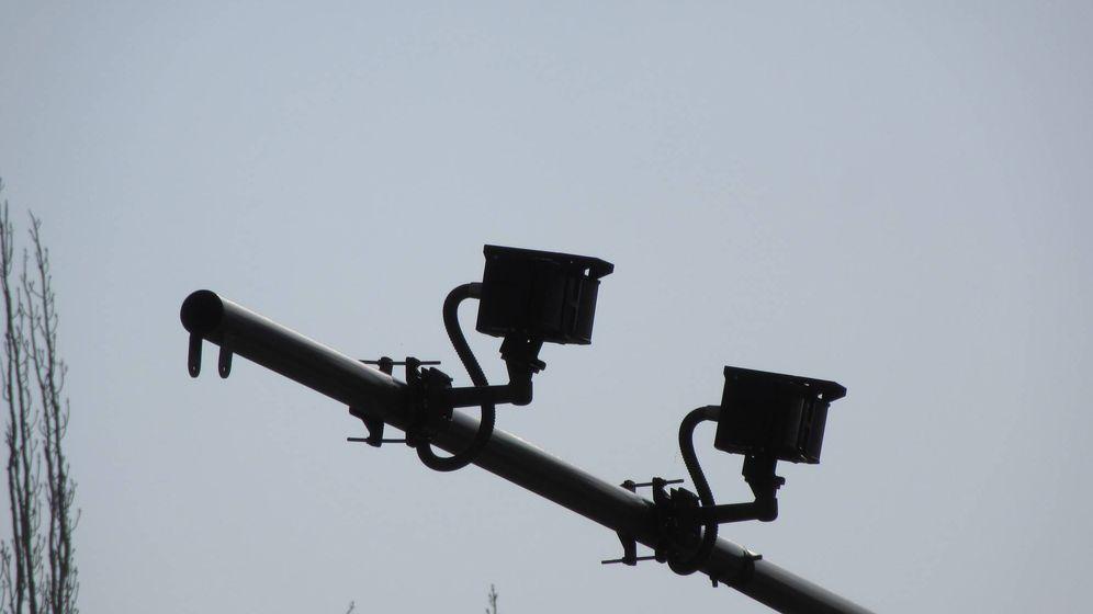 Foto: Cámaras semáforo foto-rojo.