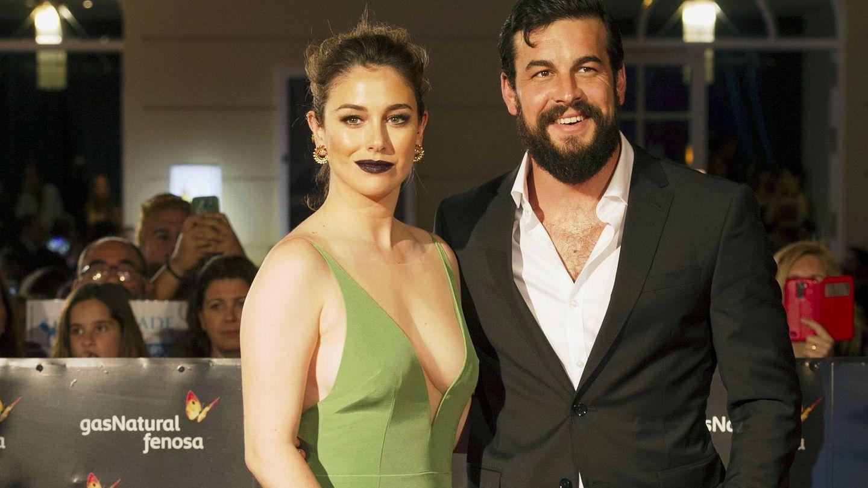 Mario Casas y Blanca Suárez. (Cordon Press)