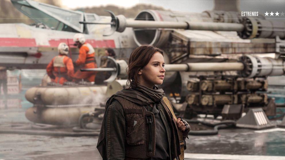 'Rogue One: Una historia de Star Wars', de tropiezo en tropiezo hasta la victoria