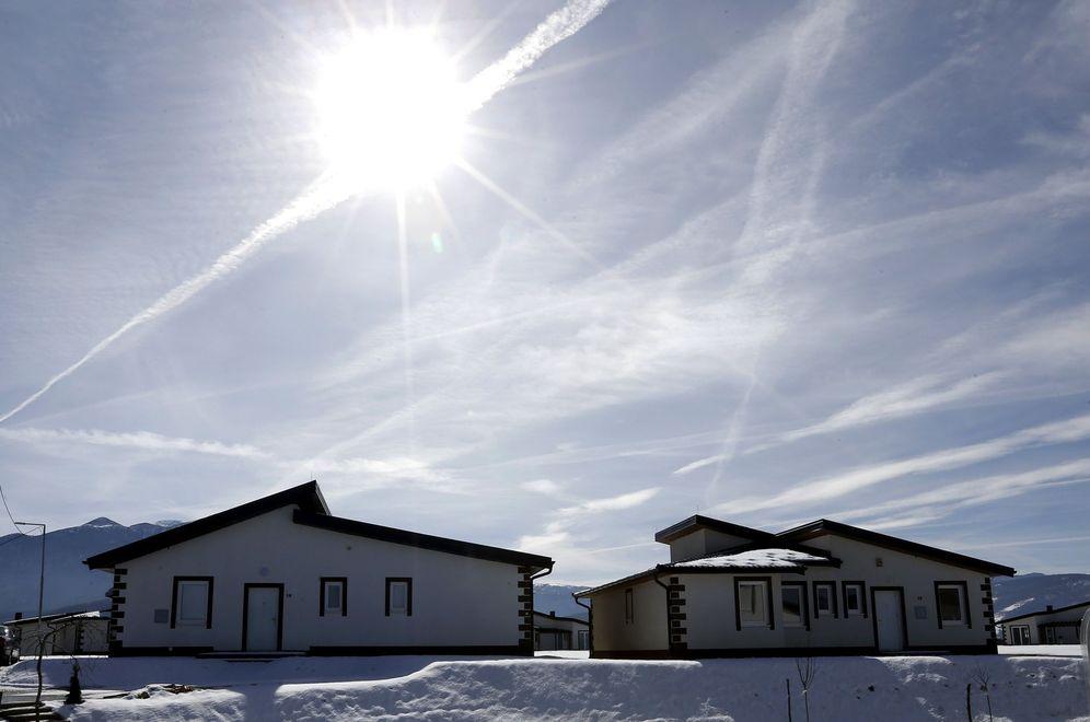 Foto: Más de 11 millones de viviendas no se librarán del catastrazo. (EFE)