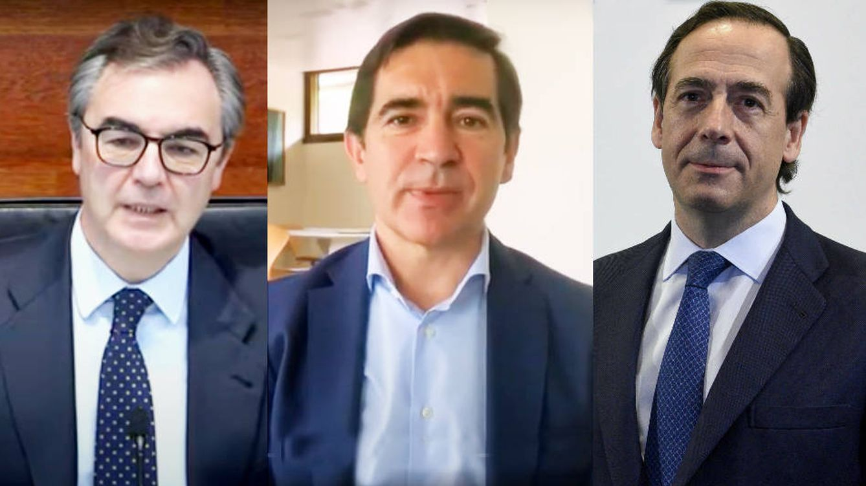 Las dos caras de los banqueros con Sánchez: tregua en público, guerra en privado