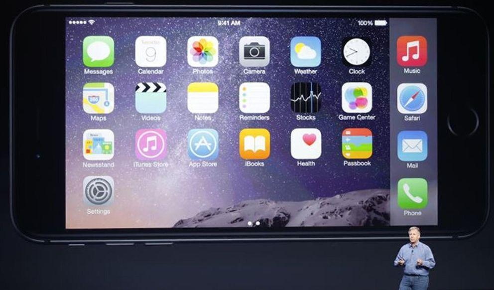 Foto: Phil Schiller, vicepresidente de Marketing de Apple (Fotografía: Reuters).
