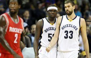 Memphis ya es el mejor equipo y los Bulls aprenden a ganar sin Pau
