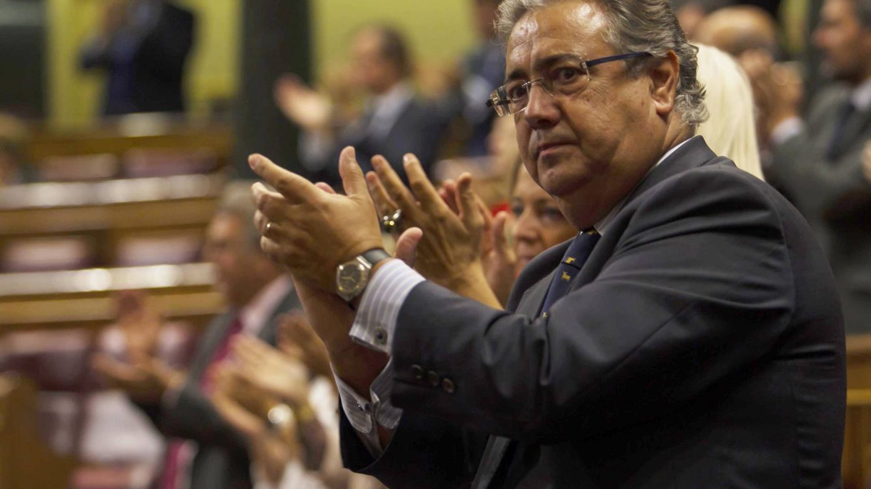 Juan ignacio zoido for El ministro de interior
