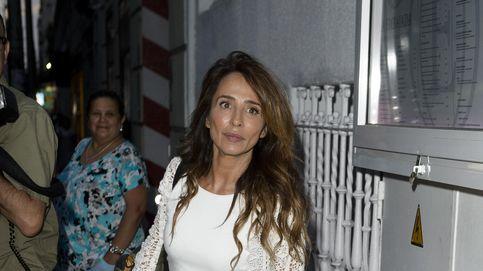 María Patiño aclara sus problemas con Ana Rosa Quintana