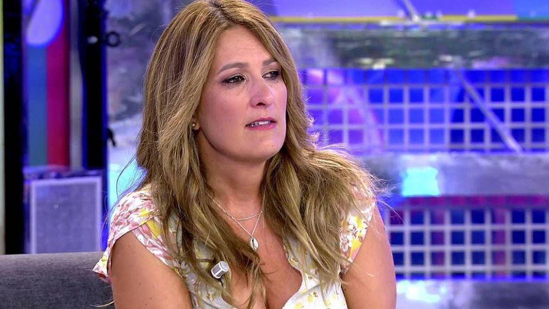 Las lágrimas de Laura Fa en 'Sálvame': Tuve un cáncer de tiroides