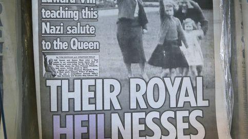 Inglaterra se vuelca con Isabel II ante la polémica de su saludo nazi