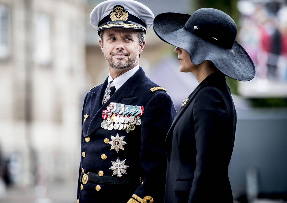 Foto: Federico y Mary de Dinamarca, una pareja feliz. (Gtres)