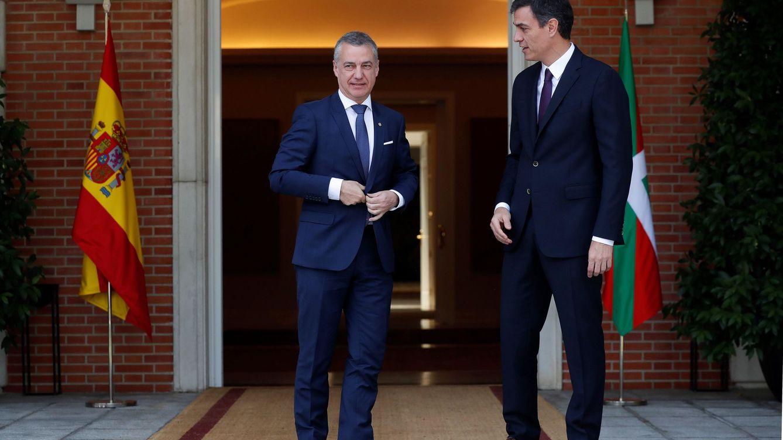 Urkullu confía en el aval de Sánchez a la ley de abusos policiales que Rajoy llevó al TC