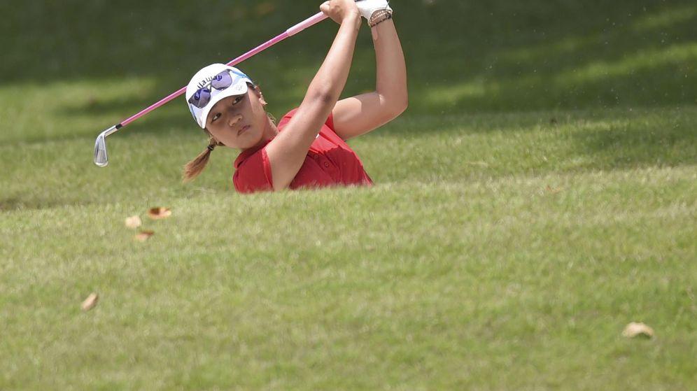 Foto: Lydia Ko, la niña prodigio, iguala un récord de la leyenda Annika Sorenstam.
