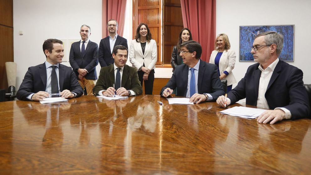 ¿Cordón sanitario con la ultraderecha? Los socios de PP y Cs en la UE se ponen de perfil