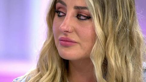 Las lágrimas de Rocío Flores en el cumpleaños de Antonio David